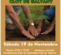 Planta un árbol con la UMH en el Clot de Galvany